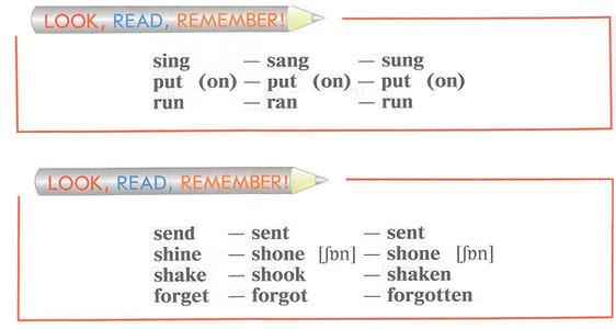 гдз по английскому 4 класс верещагина часть 2 урок 33