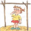 гдз по английскому языку верещагина. Can't jump. Рисунок. 3 класс. Урок 4, упражнение 6.