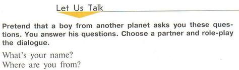 Верещагина 3 класс Let us talk Урок 1.