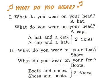 Верещагина диск 61 3 класс слушать. Аудиозапись 61. Песня What do you wear on line слушать  верещаина 3 класс урок 53 упражнени 6