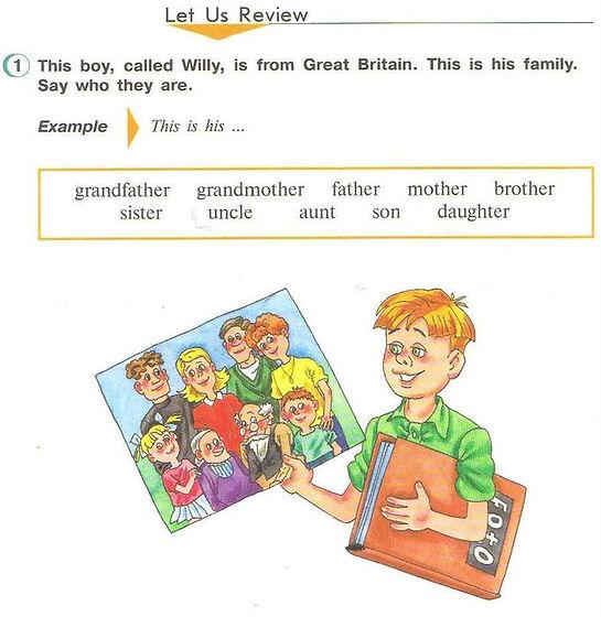 гдз по английскому языку 3 класс верещагина,  упражнение 1 урок 1