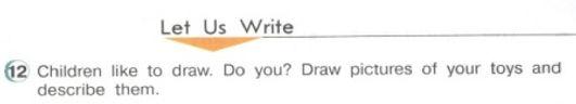 английский язык 3 класс учебник. Exercise 12. Рисунок. 3 класс. Урок 3, упр 12