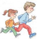 гдз по английскому языку верещагина. Can run. Рисунок. 3 класс. Урок 4, упражнение 6.