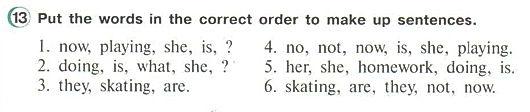 английский язык 3 класс учебник верещагина притыкина станица 35 номер 13