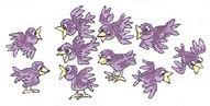 английский язык верещагиной. Exercise 4, birds. 3 класс, урок 2, упр 4