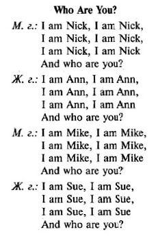аудио уроки верещагина запись 9. Who are you?