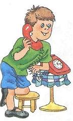 репетитор по английскому языку по программе верещагиной. Exercise 9, on the telephone, boy. 3 класс, урок 2, упр 9