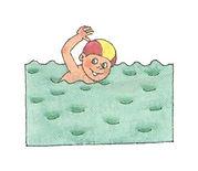 аудиокурс к учебнику английского языка верещагина. The fifth lesson, can swim. Рисунок 8. 3 класс. Урок 5. Упр 1