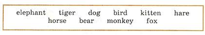 английский язык верещагиной. Exercise 4, words. 3 класс, урок 2, упр 4