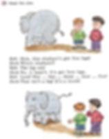 The joke the elephant верещагина часть 2 урок 46 упражнение 9