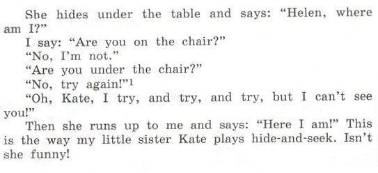 учебник english 3 верещагина притыкина. My little sister. Рисунок 2. 3 класс. Урок 4, упражнение 7.