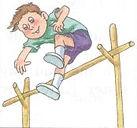 гдз по английскому языку верещагина. Can jump. Рисунок. 3 класс. Урок 4, упражнение 6.