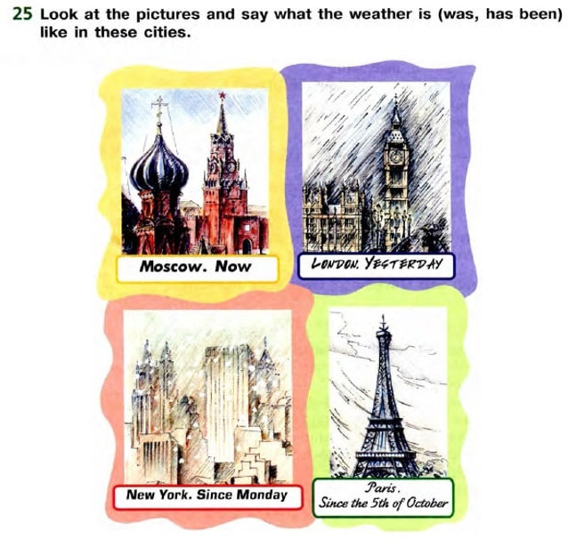 Верещагина 5 класс учебник перевод
