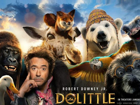 Review- Dolittle