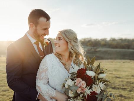 Liz + Simon | Wedding | Toowoomba {Nicole Orlowski Photography | Queensland Wedding Photographer}