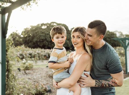 Family shoot | New Farm Park, Brisbane {Nicole Orlowski Photography | Brisbane family photographer}