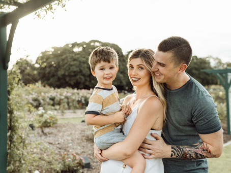 Family shoot | New Farm Park, Brisbane {Nicole Orlowski Photography | Brisbane family photographer}