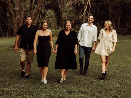The Dunbars | Family shoot | Brisbane {Nicole Orlowski Photography | Brisbane family photographer}