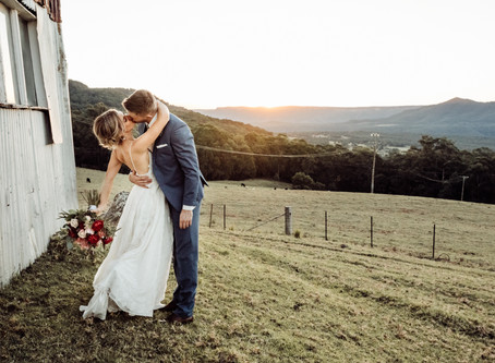 Krista + Andrew | Wedding | Kangaroo Valley {Nicole Orlowski | Southern Highlands Photographer}