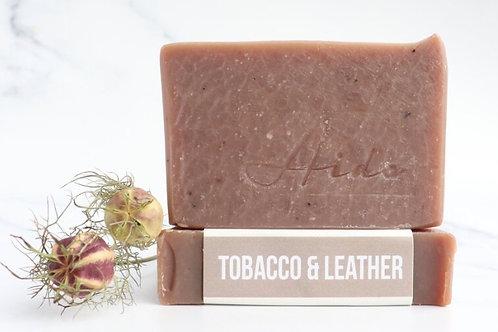 Tobacco & Leather Soap