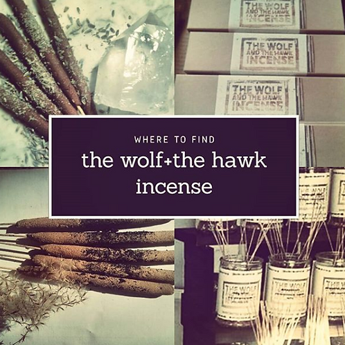 Handcrafted Incense