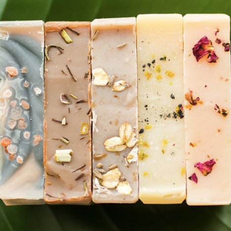 8 Assorted Soaps