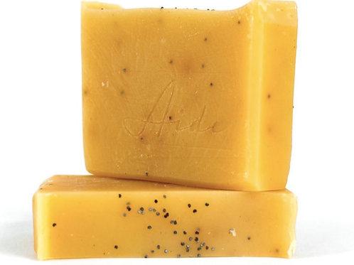 Lemon Poppy Soap All Natural Soap