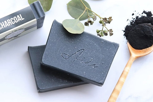 Charcoal Soap for Acne Prone Skin - Great for after gym
