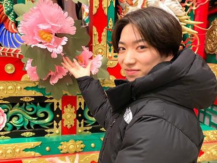 木科雄登 / 2020年12月24日~27日 全日本フィギュアスケート選手権2020 出場