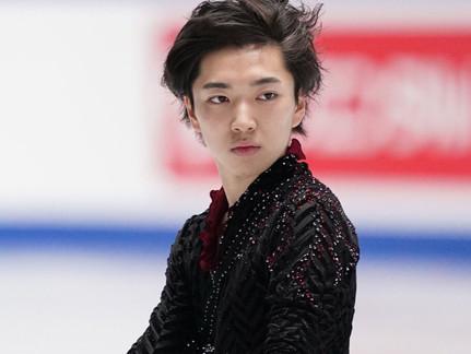 木科雄登 / 令和3年度 日本スケート連盟 フィギュアスケート強化選手B 指定