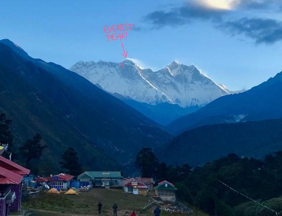 Everest Base Camp trip