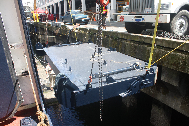Tender Platform Refurbishment
