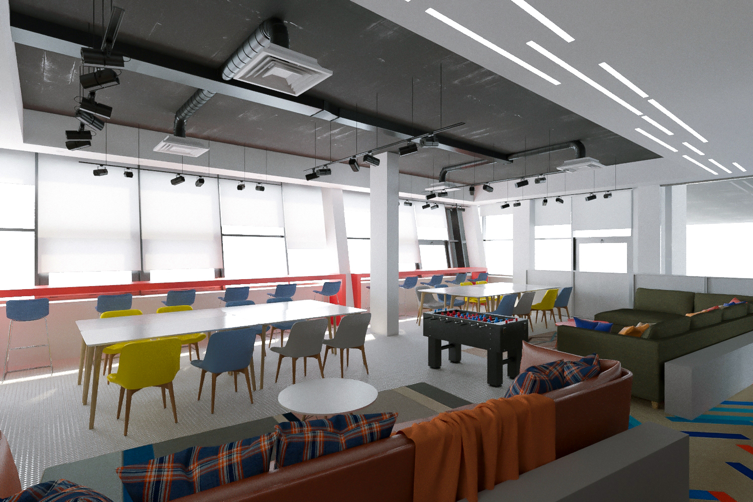 Co-working PhysTechPark