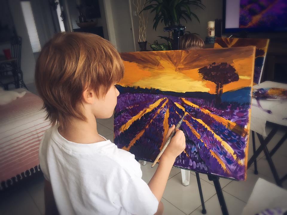 Tatiana's Art School