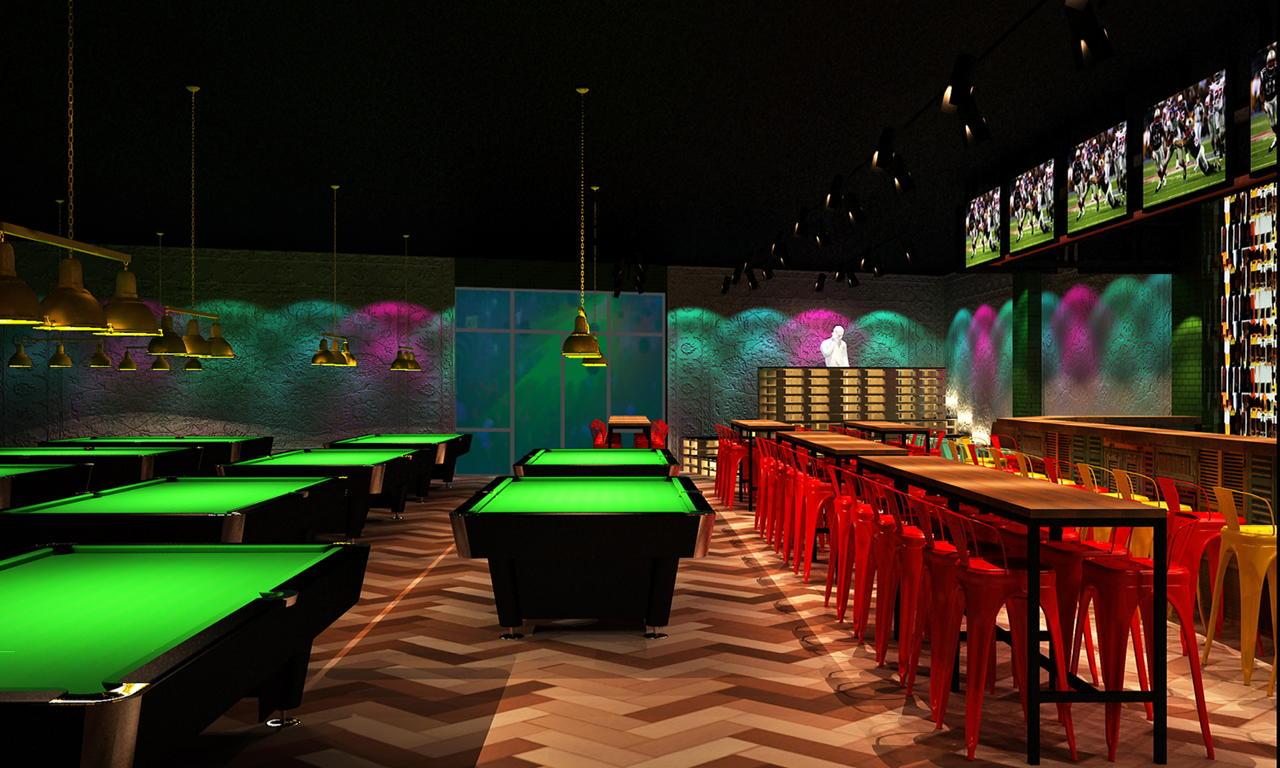SET Lounge&Billiards