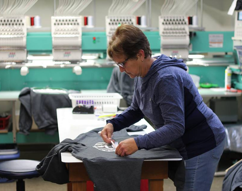 Kathy Embroidery table.jpg