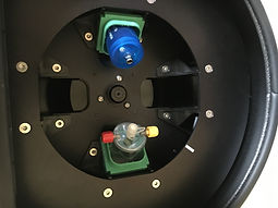 Owl Manor centrifuge for CenTrate bone marrow aspirate