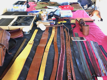 Leather Goods Business Supported by Southern Coal