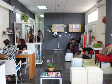 Beauty Salon Supported by Southern Coal