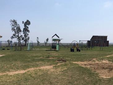 Climbing Equipment Donted to Ingwe School