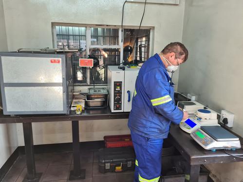 On Site Laboratory