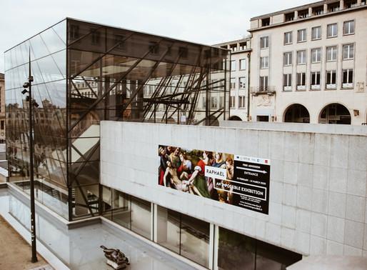 BRUXELLES: Raphaël une exposition impossible, 500 ans d'évolution de la Renaissance à SNAPCHAT?