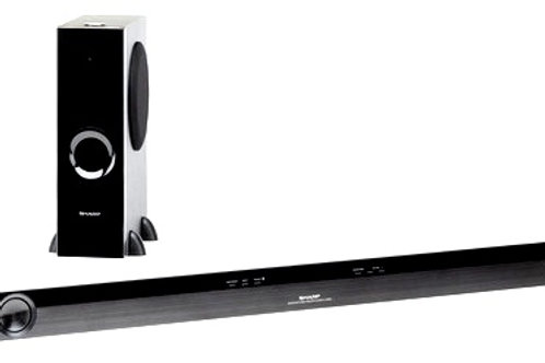Soundbar with True Bass