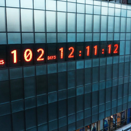 Climate Clock: cos'è e perché dovremmo preoccuparci?