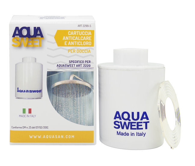 AquaSweet Set 2 cartucce