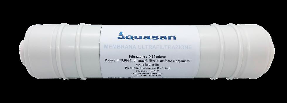 Membrana per ultrafiltrazione