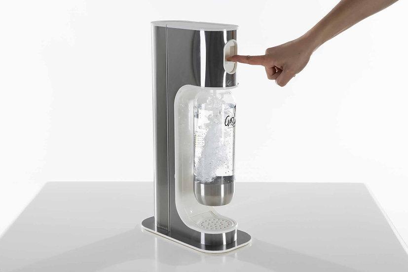 Gasatore GasUp IRON bianco + AquaCompact