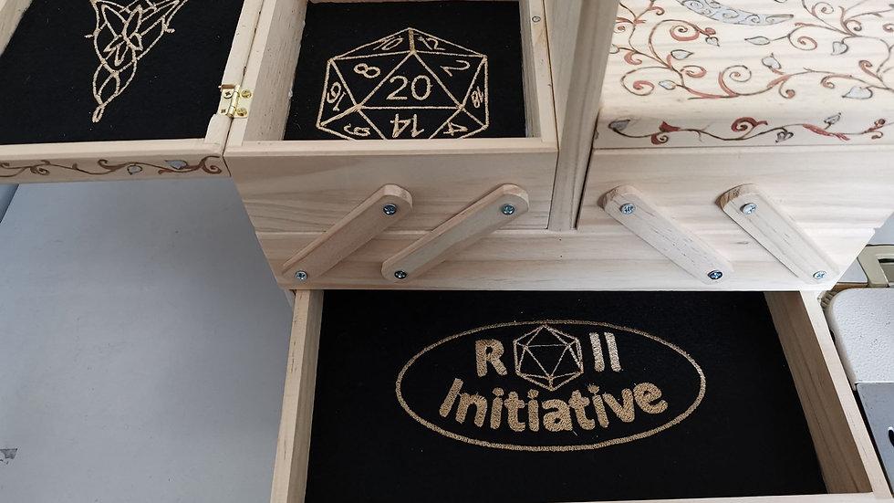 Cantilever TTRPG Travel/Storage box