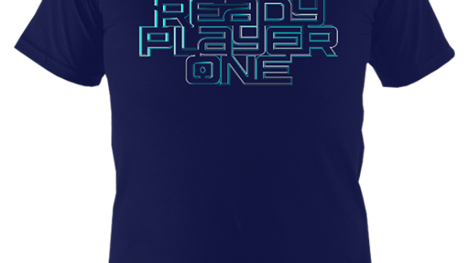 Ready Player One by L Harker