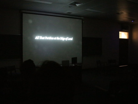 "The Gurmani Centre Screens ""All That Perishes at the Edge of Land"" by Hira Nabi"
